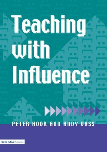 Teaching with Influence by Peter Hook (2002-05-03)