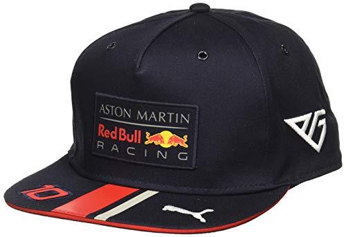 Red Bull Racing Unisex Aston Martin Pierre Gasly Flatbrim 2019 Baseball Cap, Blau Navy, (Herstellergröße: One Size)