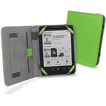Cover-Up Funda Visión para Sony PRS-T3 / PRS-T3S Reader Lectores de eBook - Color Verde