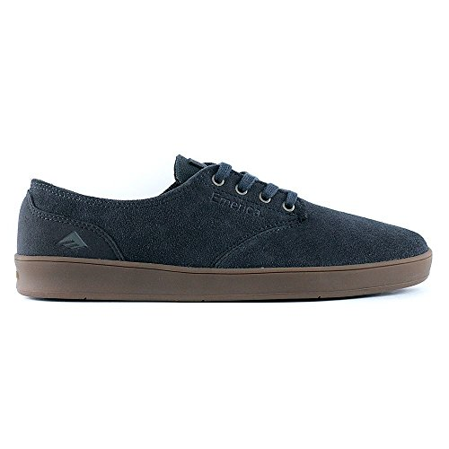 Emerica The Romero Laced, Chaussures de skateboard homme Grey Gum