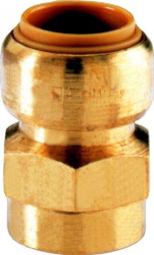 Muffe Snapshot–Tube Kupfer–Weiblich 12mm/weiblich 15x 21mm–Comap Tektit