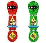 Beal 7,3 mm Gully Unicore GOLDEN DRY - mezza corda, corda da Zwilling