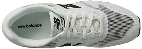 New Balance Md373, Bottes Classiques Homme Blanc (White)