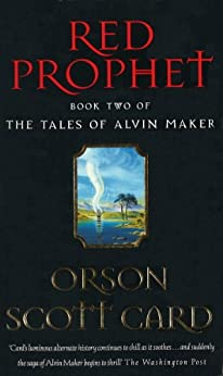 Red Prophet: Tales of Alvin maker, book 2 (English Edition) par [Card, Orson Scott]