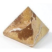 buycrafty natürlichem Quarz Pyramide gelb Kristall Stein Heilung Home Decor Carving (Aluminiumkugelkopf C-10) preisvergleich bei billige-tabletten.eu