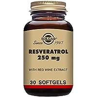 Solgar Resveratrol 250 mg Softgelkapseln preisvergleich bei billige-tabletten.eu