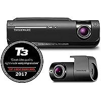 Thinkware Dash Cam F7702canali   anteriore e posteriore   1080P HD Dash Cam con Sony sensore Exmor + Built-in WiFi + Super visione notturna–32GB scheda SD   Hardwiring fissaggio inclusi