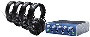 Presonus Hd9 Hp4 Professional Monitoring Bundle Musical Instruments