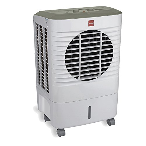 Cello Smart 30-Litre Air Cooler (White/Grey)  available at amazon for Rs.9390