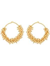 Suchergebnis auf Amazon.de für: perlen draht - Ohrringe / Damen: Schmuck