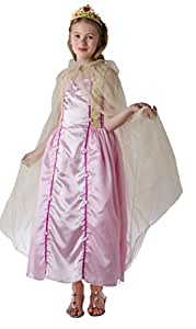 Disguise Princess Louna Costume with Tiara for Children (5-7 Years)