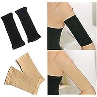 philna121Paar Sports Fitness bequemes Abnehmen Arm Shaper Schutzhülle Gürtel Band (Haut Farbe) preisvergleich bei billige-tabletten.eu
