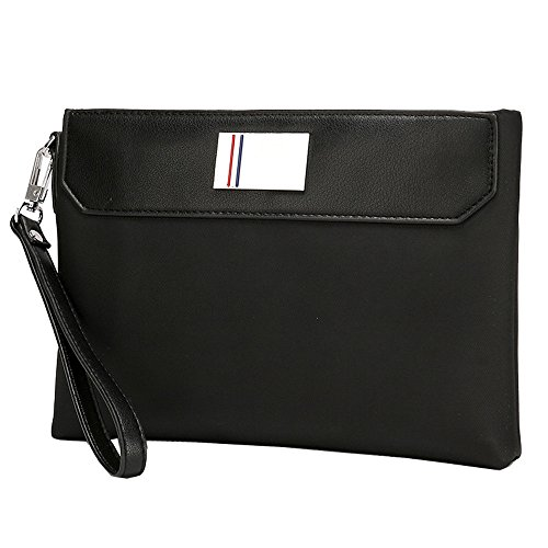 bolsos-bandolera-billeteras-negocios-casual-impermeable-hombre-negro