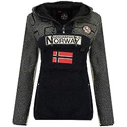 Geographical Norway Polar RIAKOLO Mujer Azul Marino 01