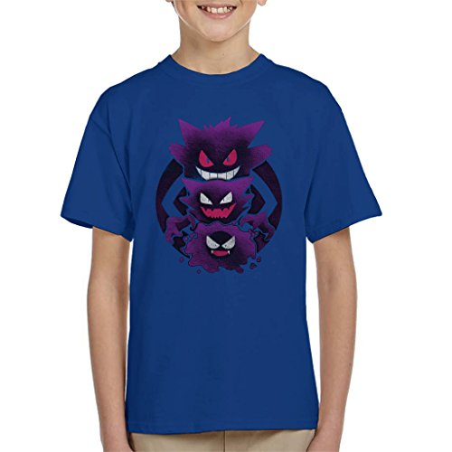 Pokemon Ghost Types Kid's T-Shirt