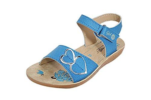 Ashoka Baby Girls Firozi Sandal