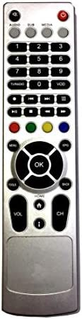 Compatible elife etisalat Remote control for Receiver universal
