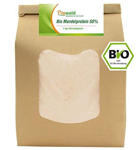 Mütter Haferflocken (BIO Mandelprotein 50% - 1 kg Vorratspack)