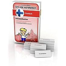 Ich nix verstehen - Erweiterungspaket Vokabelkarten Finnisch: Erweiterungssatz zum Finnisch-Sprachkurs. 500 Vokabelkarten mit vereinfachter deutscher Lautschrift
