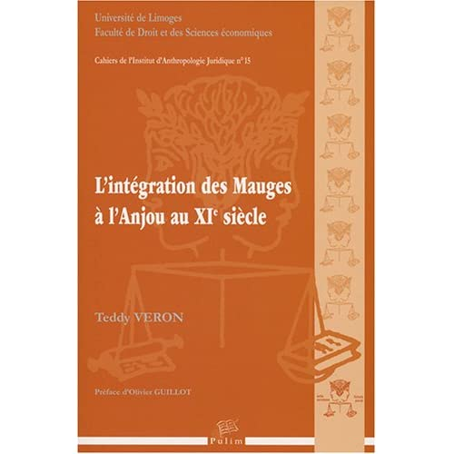 L'intégration des Mauges à l'Anjou au XIe siècle