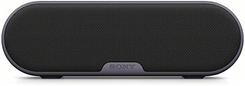 Sony SRS-XB2 Waterproof Portable Speaker with EXTRA BASS - Black