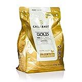 Callebaut Gold 30,4% - Gocce di Cioccolato Bianco al Caramello (callets) 2,5kg