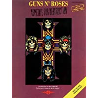 Guns N' Roses Appetite For Destruction Guitar Tab.