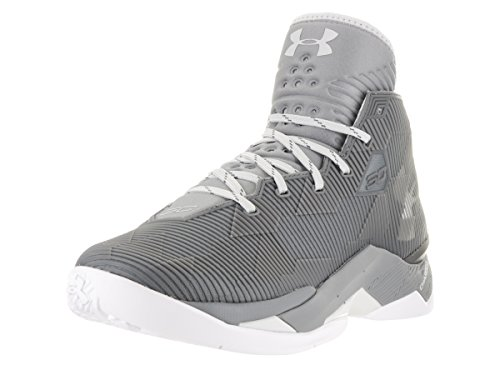 Scarpe da basket uomo Under Armour UA Curry 2.5, art. 1274425400, colore blu giallo Gph/Stl/Ele