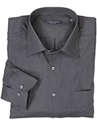 Chemise grise de Casamoda grandes tailles jusqu'au 7XL