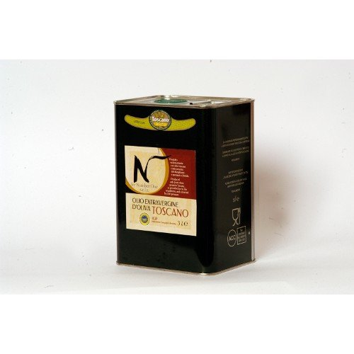 Olio extravergine d'oliva toscano IGP - Lattina 3 litri