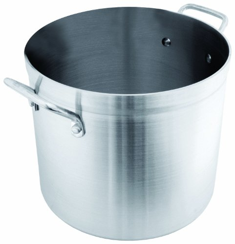 160 Quart Stock Pot (Crestware 160-Quart Aluminum Stock Pot)