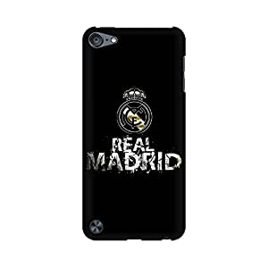 Mobicture Real Premium Printed High Quality Polycarbonate Hard Back Case Cover for Apple iPod Touch 5 With Edge to Edge Printing