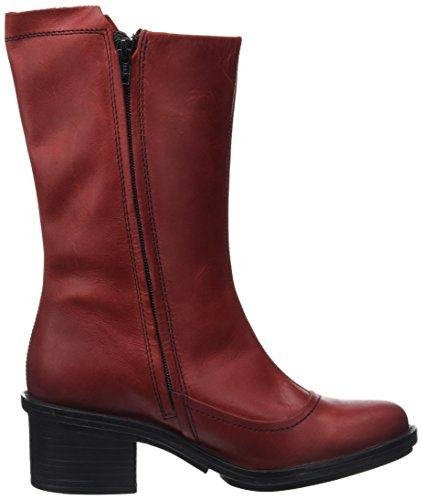 Came718fly Femme Red Fly Rouge Bottes London UPHnwq4