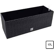 suchergebnis auf f r rattan pflanzk bel. Black Bedroom Furniture Sets. Home Design Ideas