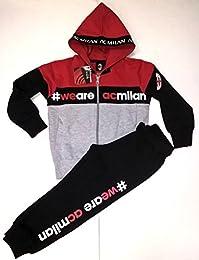 felpa AC Milan gara