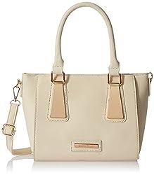 Stella Ricci Womens Handbag (Off-White) (SR102HWHT)