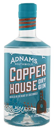 Adnams Copper House Dry Gin (1 x 0.7 l) Adnams Copper House Dry Gin