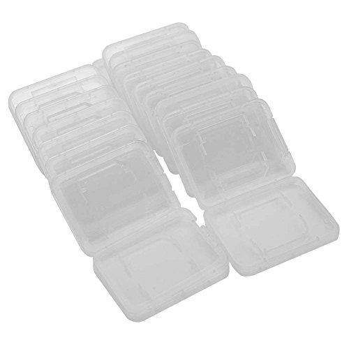 pinzhir20-pcs-transparent-plastic-standard-sd-sdhc-memory-card-case-holder-box-storage