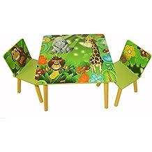 Homestyle4u 1120 Kindersitzgruppe Meer Fische Kindermobel Set Aus 1