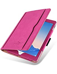 Tan Fall Ipad Mini, iPad 2, 3, 4, iPad Air und Air 2 Rosa rose iPad Air & Air 2