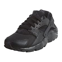 Nike Huarache Run (GS), Boys' Running Shoes, Black (Black/Black Black), 3.5 UK (36 EU)