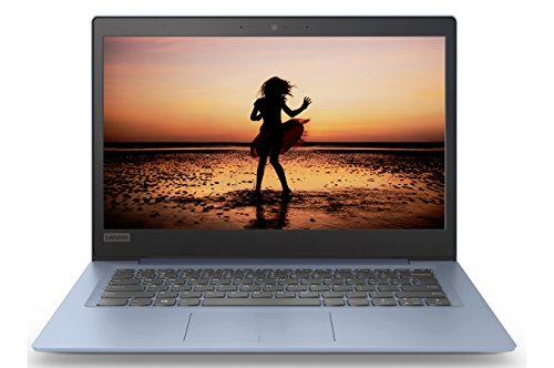 "Lenovo Ideapad 120S-14IAP Portatile con Display da 14.0"" HD TN, Processore Intel Celeron N4200, 4 GB di RAM, 64 GB eMMC, Scheda Grafica Integrata, Sistema Operativo Windows 10S, Blu"