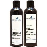 Silber-MSM Neem Anti-Kopflaus Kombi Kit – Silber-MSM Neem 2in1 200 ml + Silber-MSM Neem Intensiver Anti-Kopflaus... preisvergleich bei billige-tabletten.eu