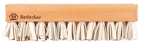 REDECKER Fusselbürste mit Naturkautschuk, 18 cm