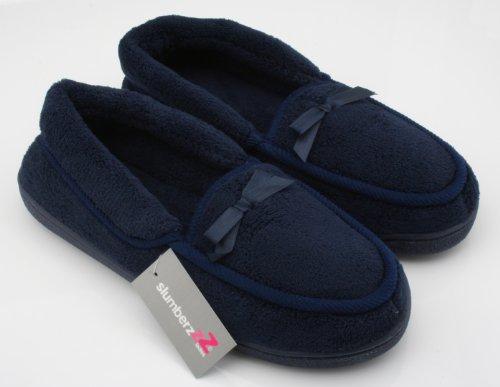 Slumberz, Pantofole donna Blu (Blu navy)
