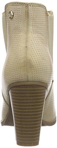 XTI - 45011, Scarpe col tacco con cinturino a T Donna Beige (Beige (Arena))