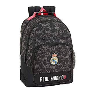 412olpyCAJL. SS324  - Safta- Real Madrid Mochila, Color Negro (611924773)