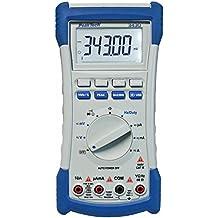 Peak Tech truerms multimetro digitale–41/2cifre (22000conteggi)–con USB–Cat III 1000V/Cat IV 600V, 1pezzi, P 3430
