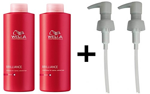 wella-professionals-brilliance-shampoo-coarse-and-conditioner-1000ml-duo-pumps