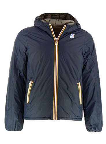 Giacca - Jacques Thermo Plus Double - Blue Depht-Grey Smok - XXL